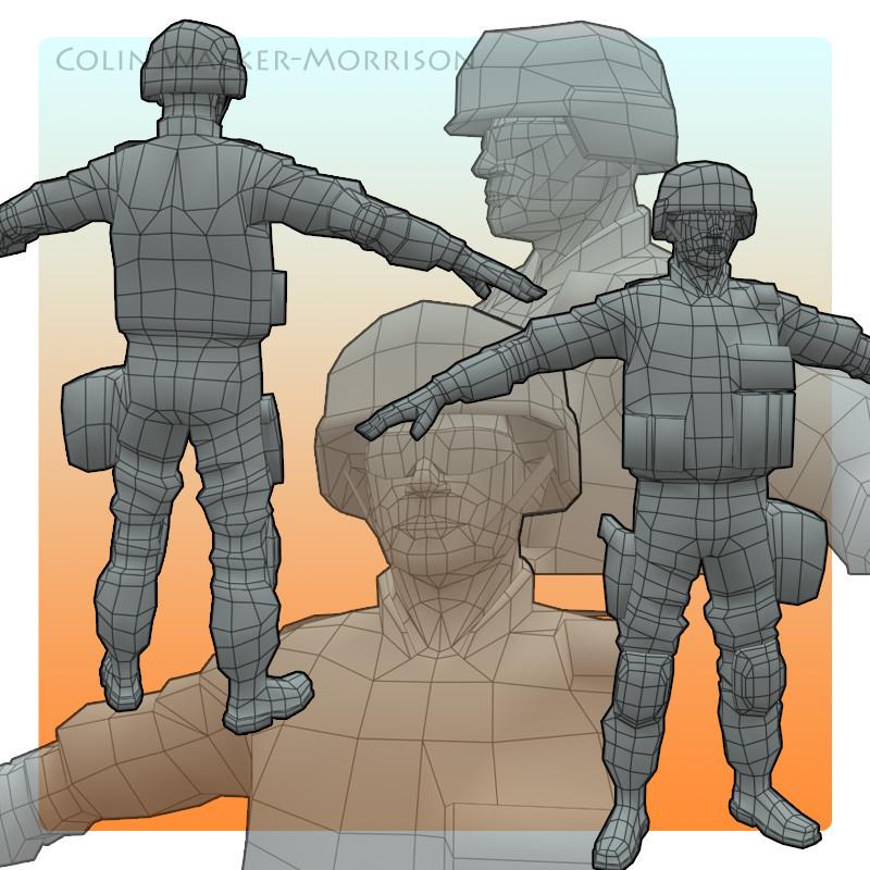 Colin morrison 53 ct swat wr
