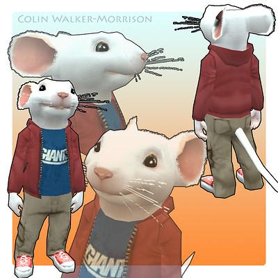 Stuart little - Playstation 2 game