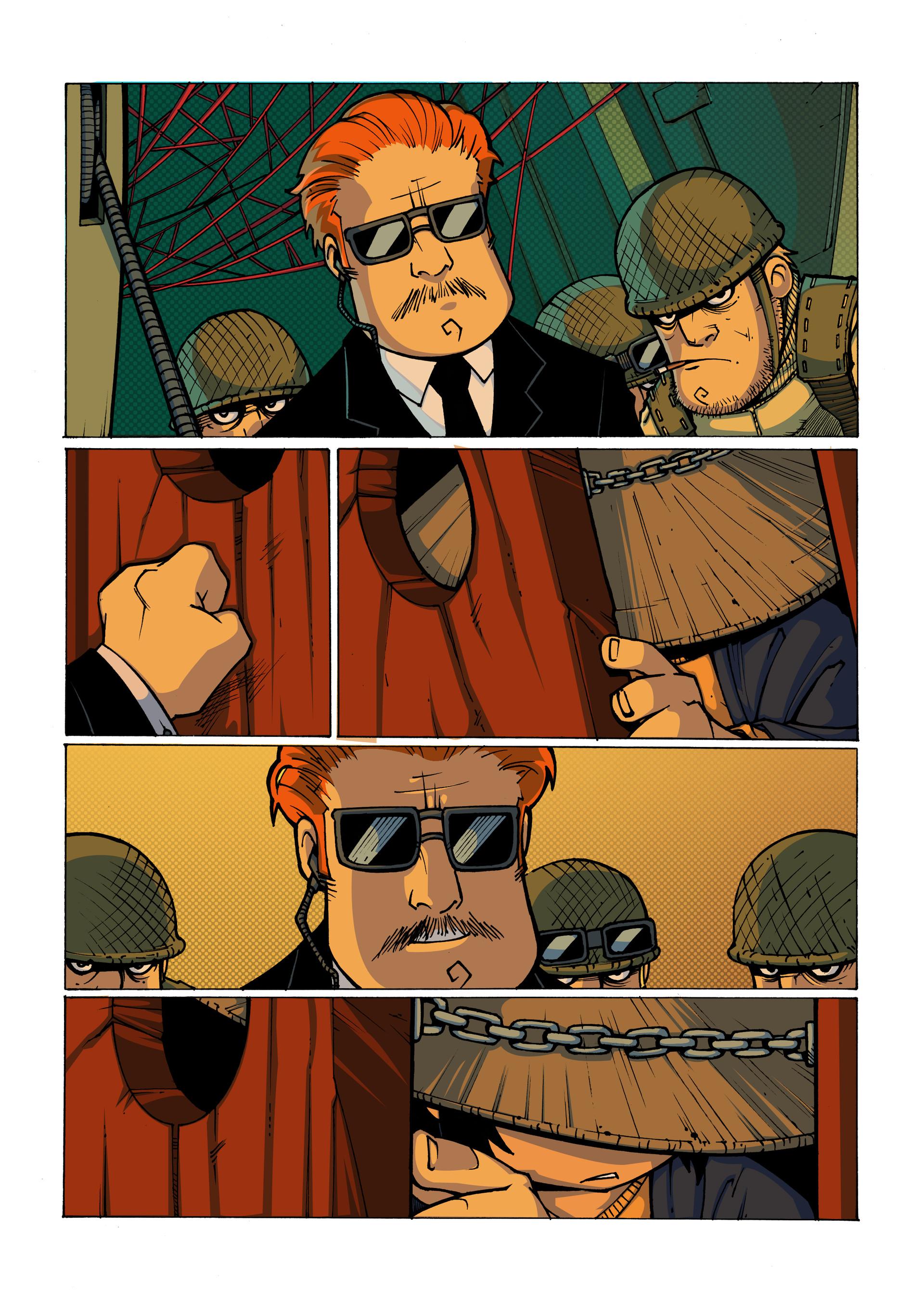 Damian grx pagina 01 bruce