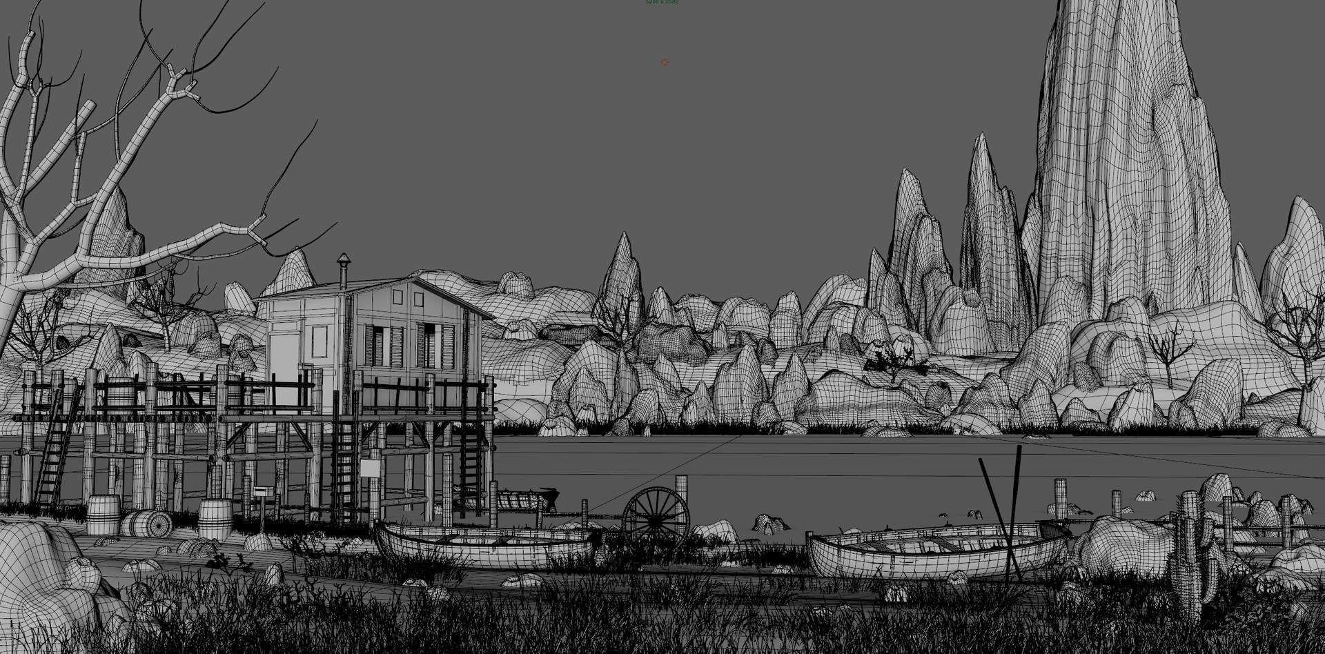 Marc mons landscape9