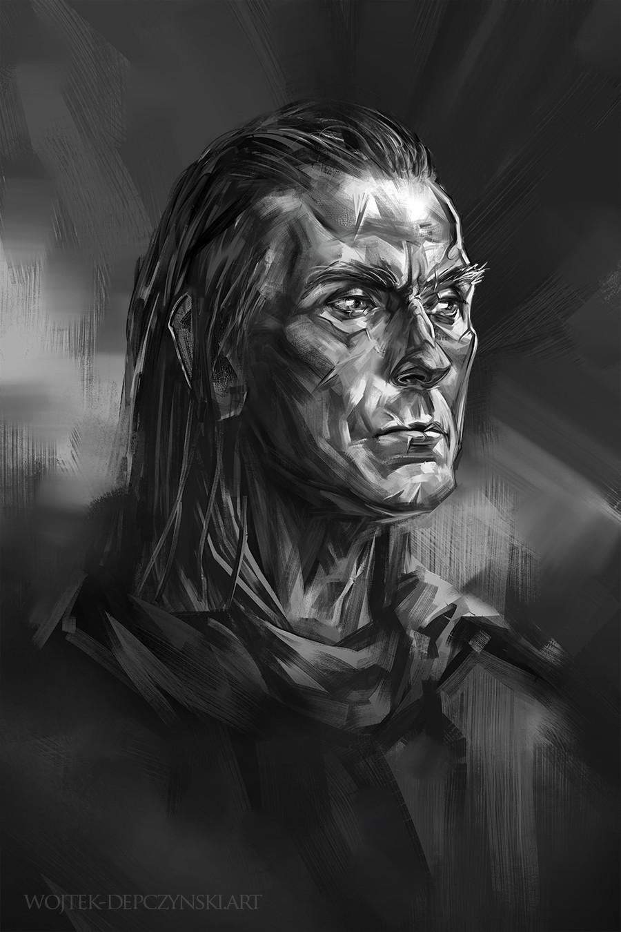 Wojtek depczynski portrait234