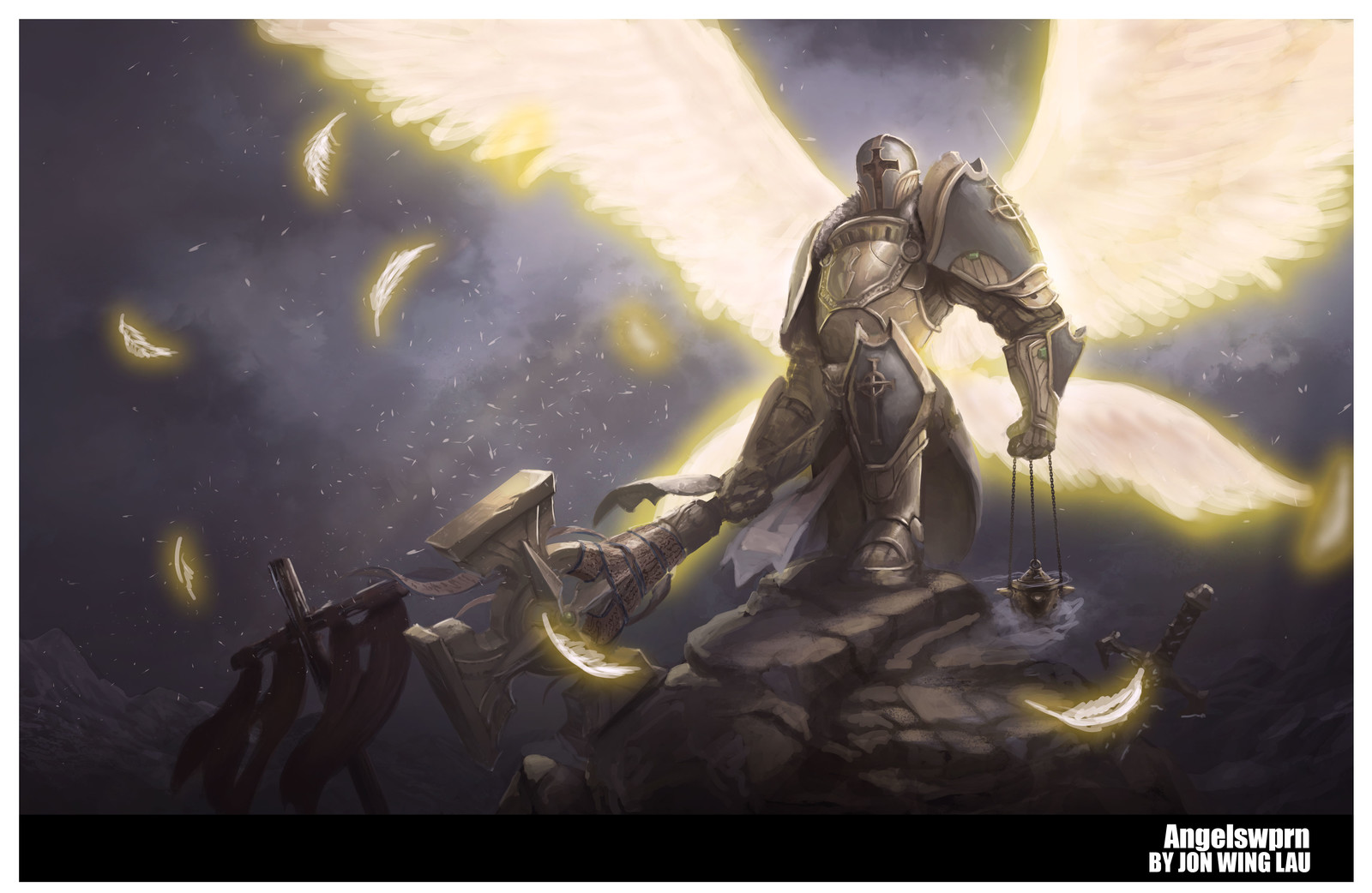 Angelsworn