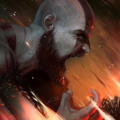 Raivis draka kratos 2