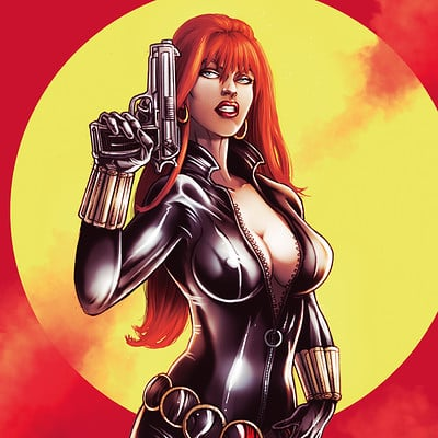 Mike ratera black widow 1 color
