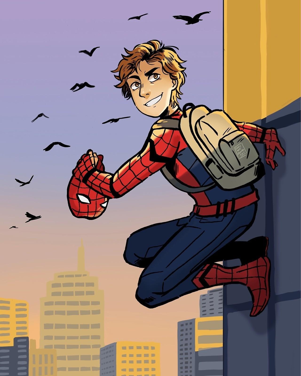 Peter Parker Original (March 2017)