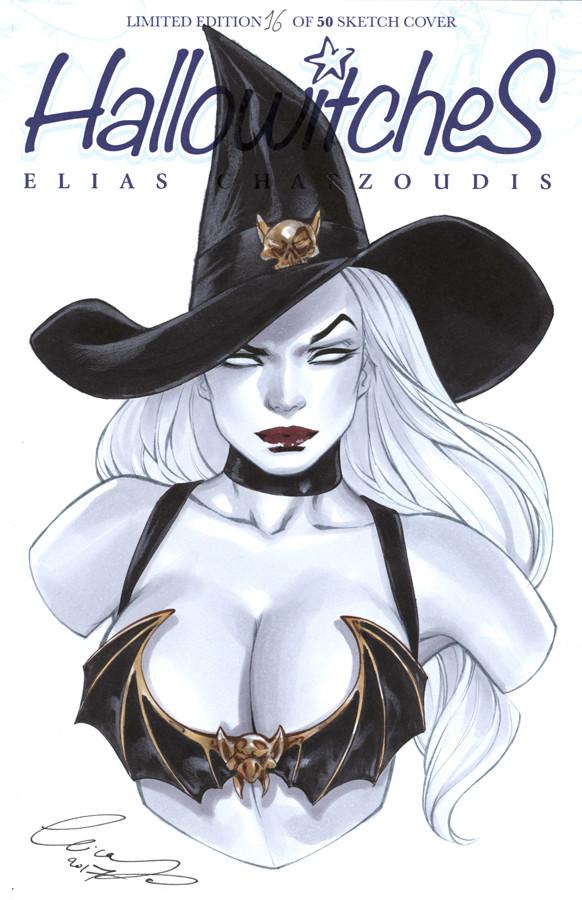 Elias chatzoudis ladydeathwitchaug2017 by elias chatzoudis dblue9r