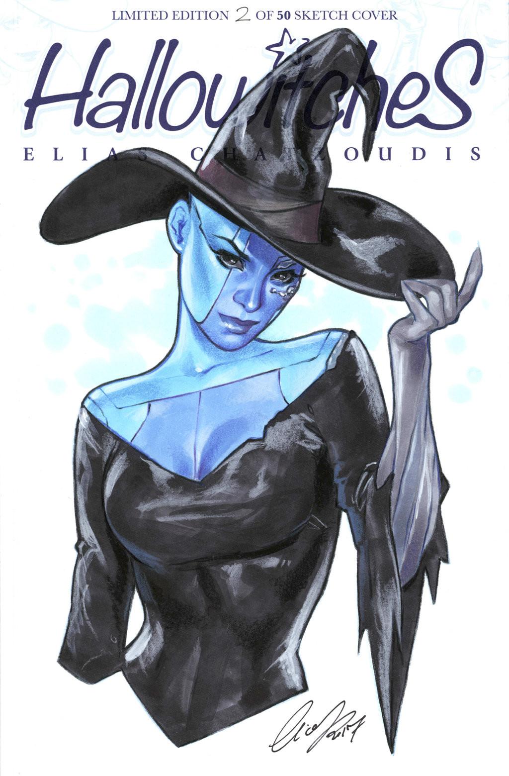 Elias chatzoudis nebula as witch by elias chatzoudis daxf19t