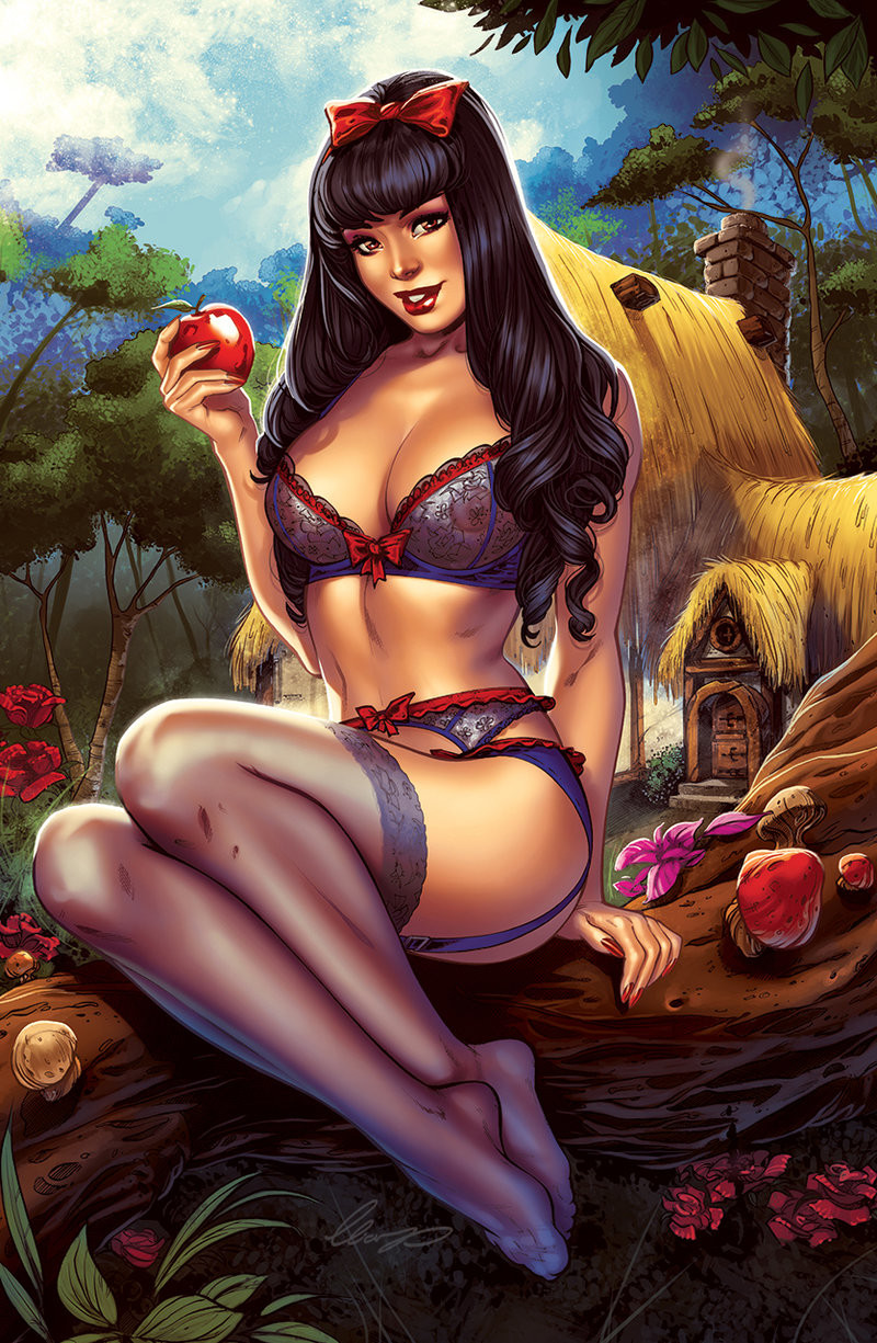 Elias chatzoudis snow white lingerie version by elias chatzoudis dc13ae0