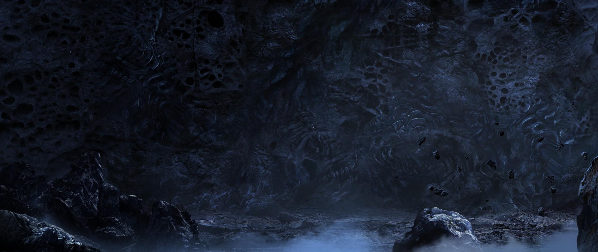 Alien Background texture