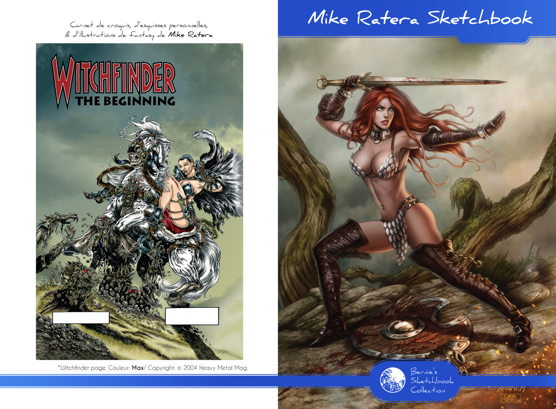 Mike ratera mike ratera sketchbook cover c1 c4
