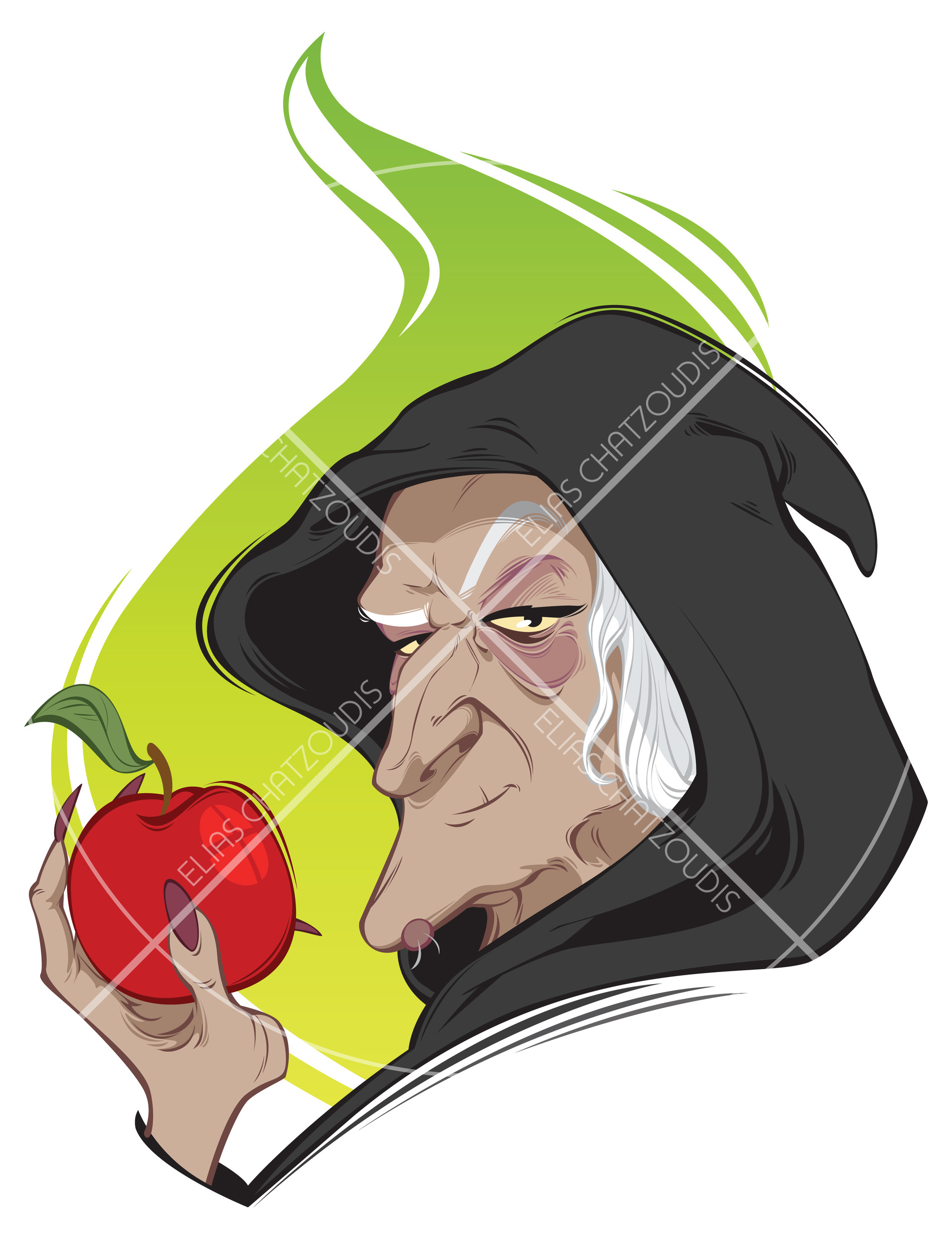 Elias chatzoudis witchapple