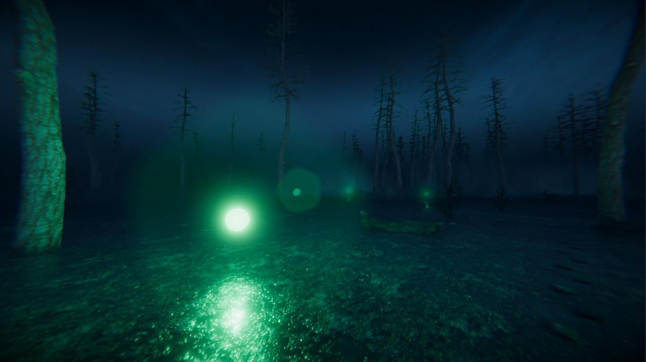 Swamp new