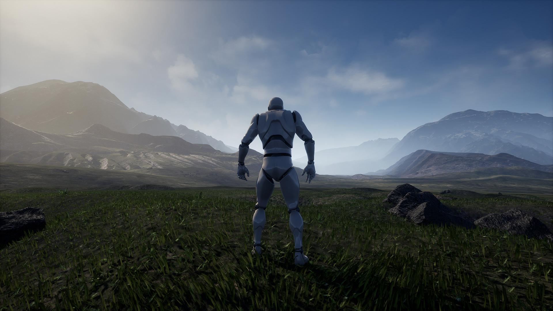 Joe garth grasslands gameplay 02 1080p
