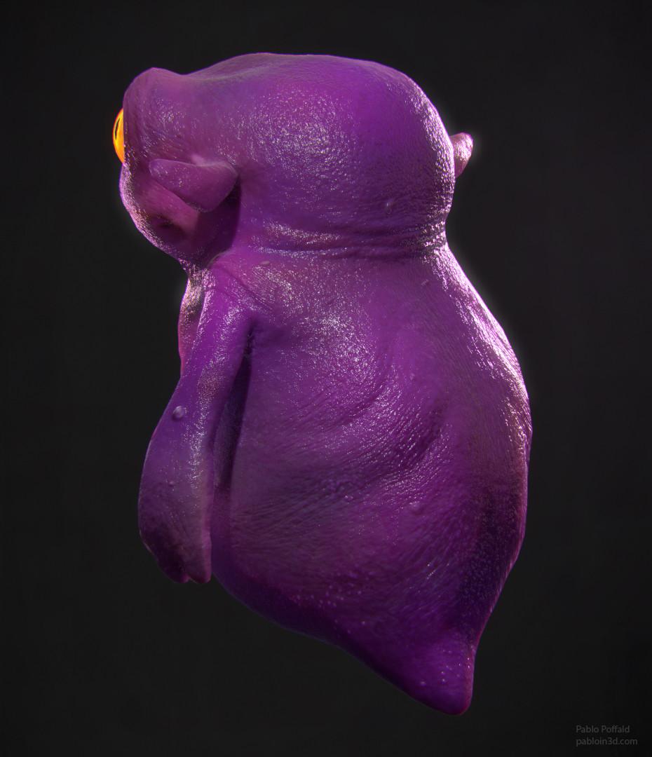 Pablo poffald blob render back