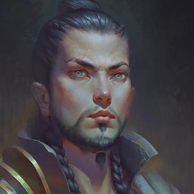 Lord Timur portrait