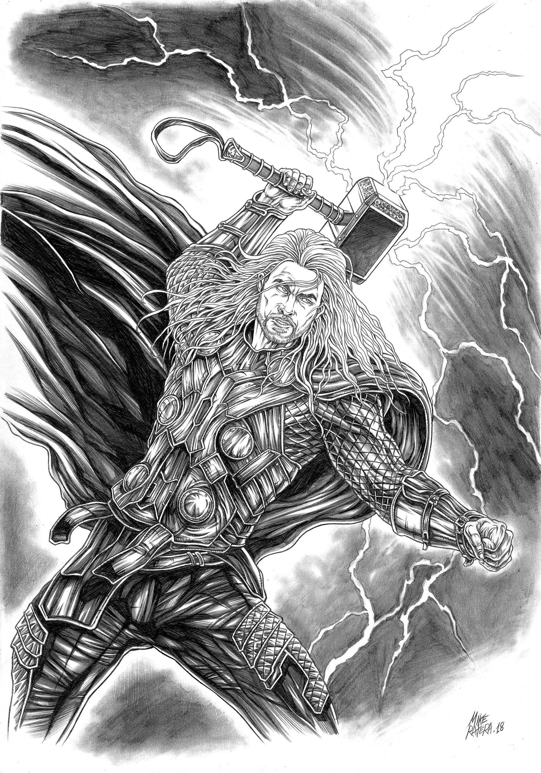 Mike ratera thor 1 a3 3