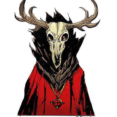 Jenaro pagan horns