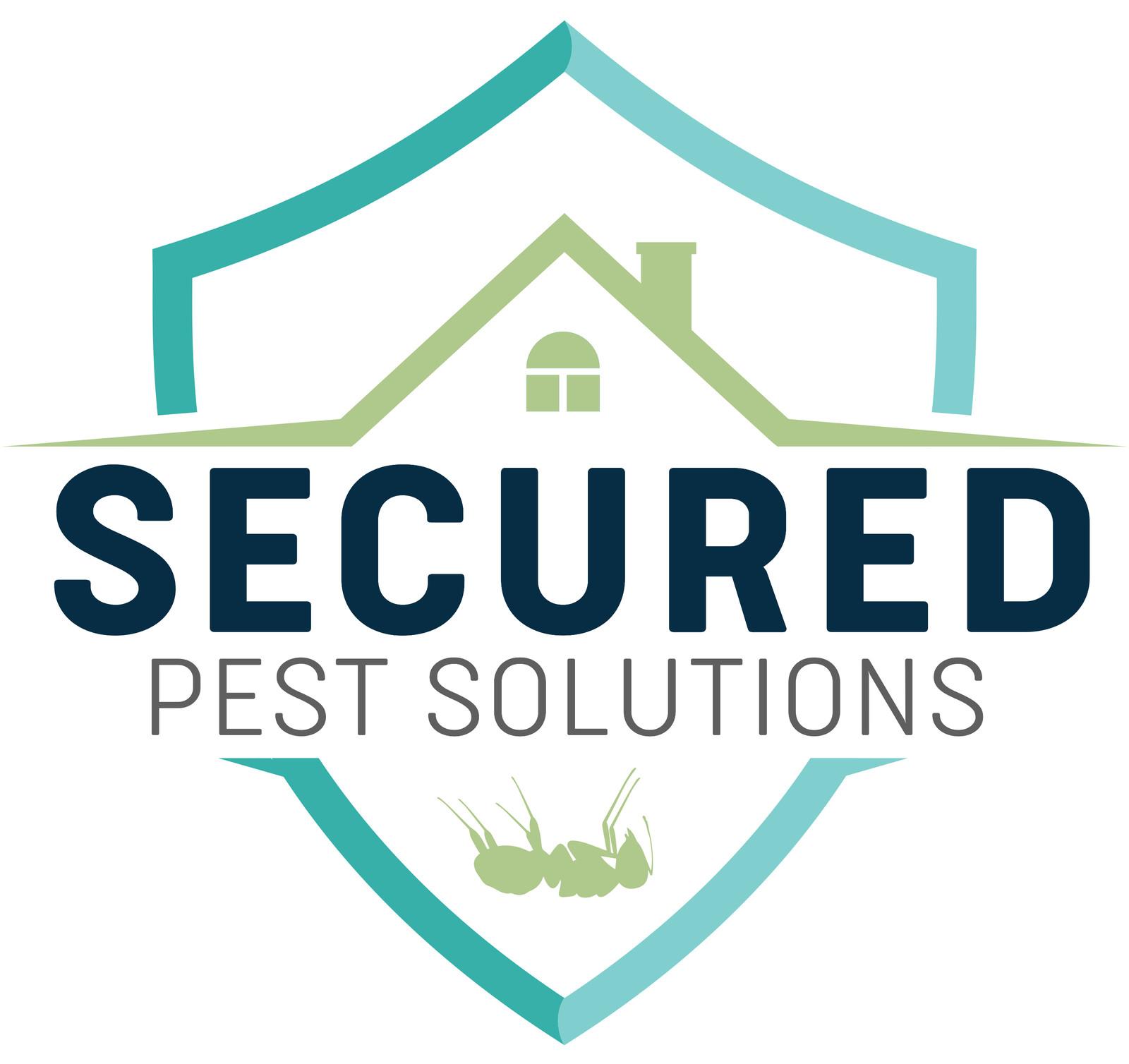 Secured Pest Solutions - Logo Design
