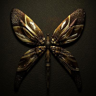Vangelis choustoulakis butterfly