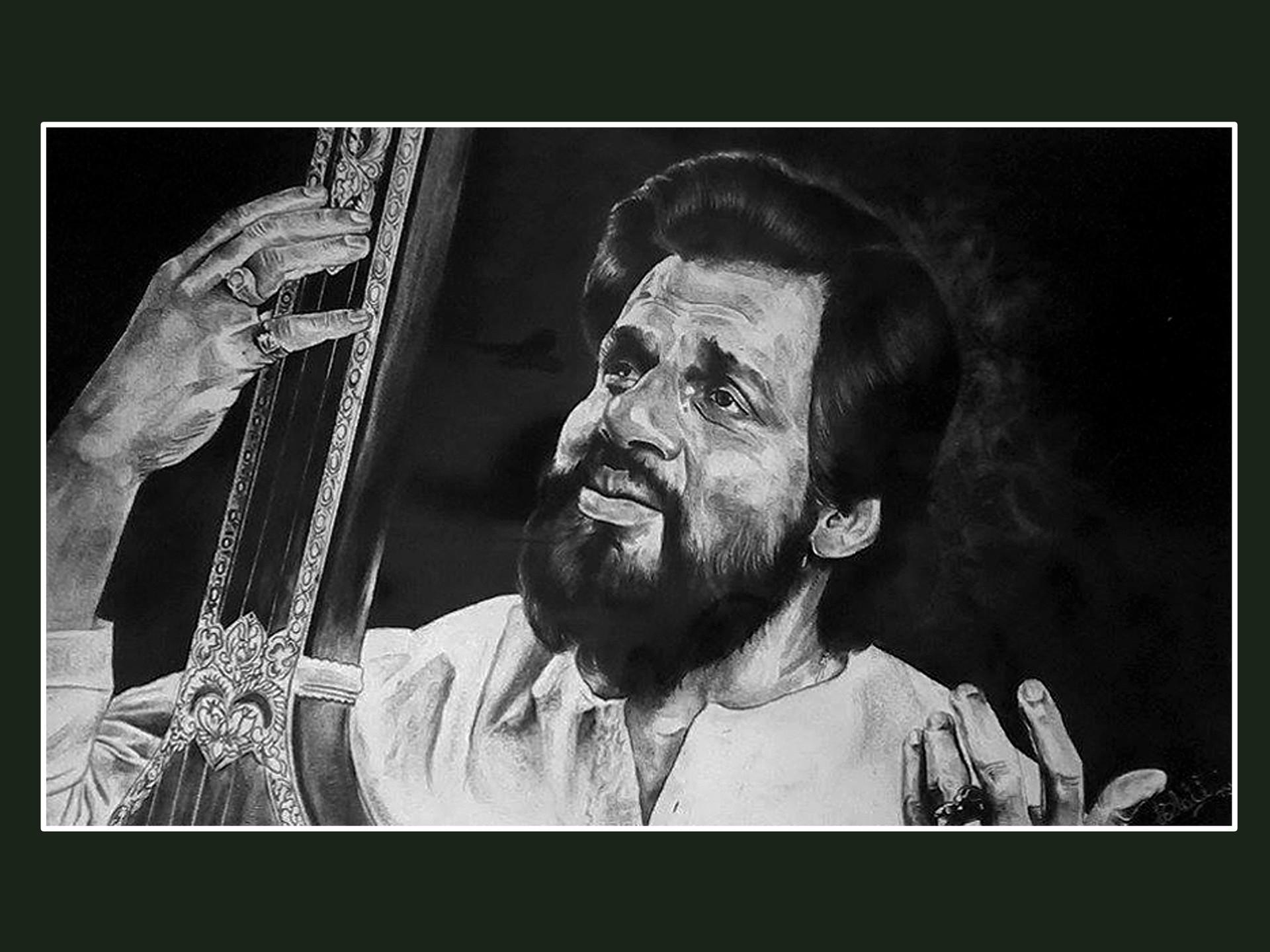 Balaji Thiruvaiyaru - crayons fingertip of art