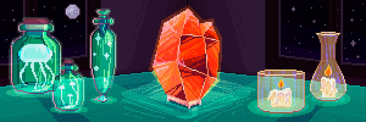 Pixel things #01