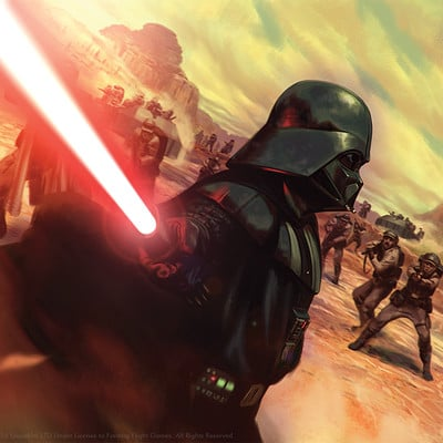 Jake murray jake murray star wars vader 02