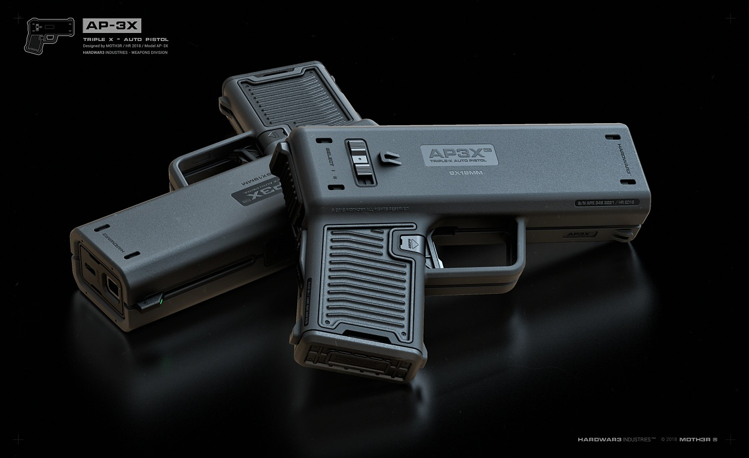 Ivan santic pistol dual ground a01