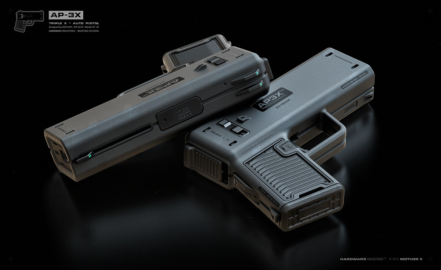 Ivan santic pistol dual ground a02