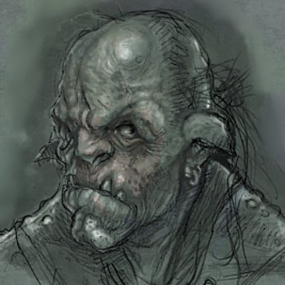 Robert thornely orcs 1