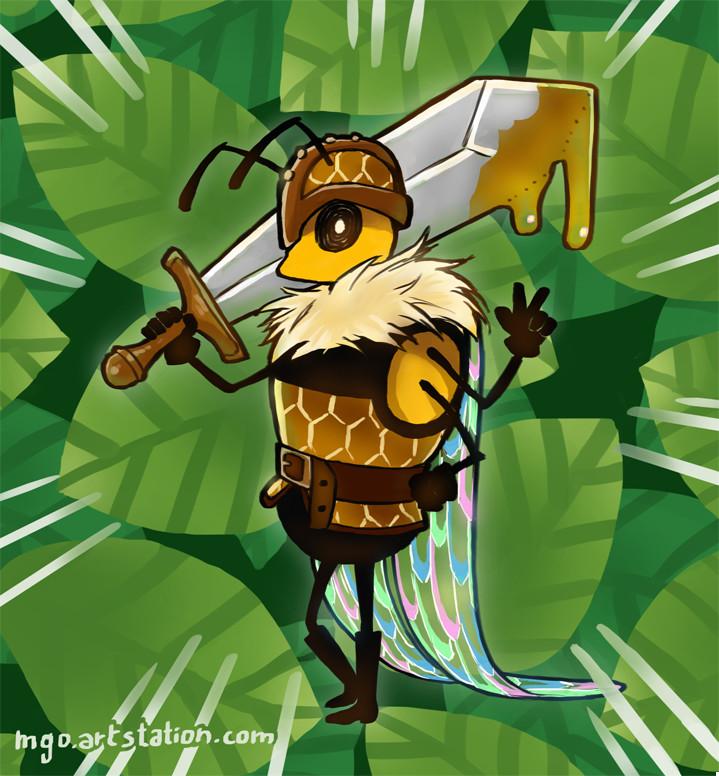 Honey Guard
