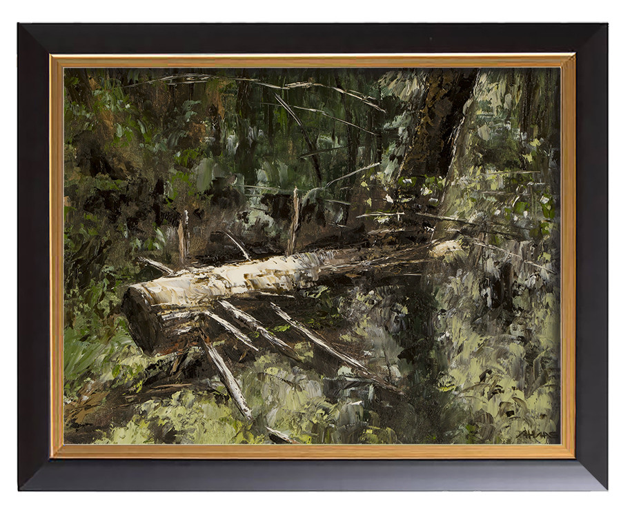 Arthur haas felled small framed