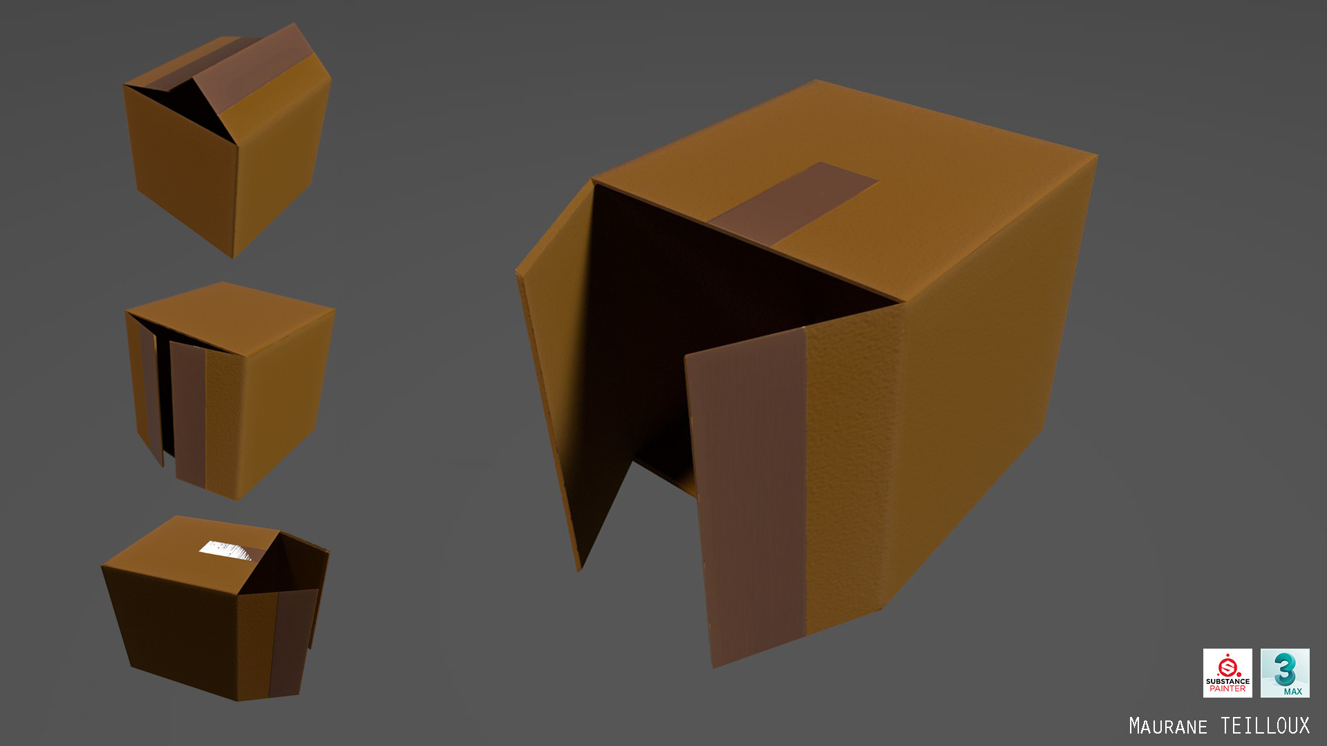 Maurane teilloux cartons