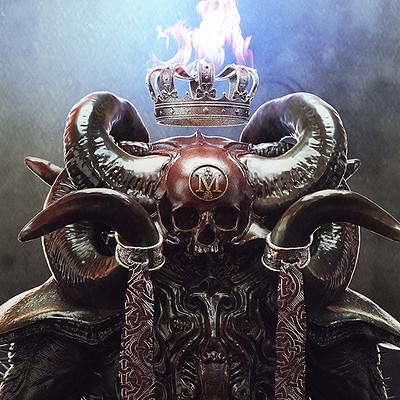 -KING DEATH-