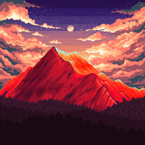Pixel illustration #06
