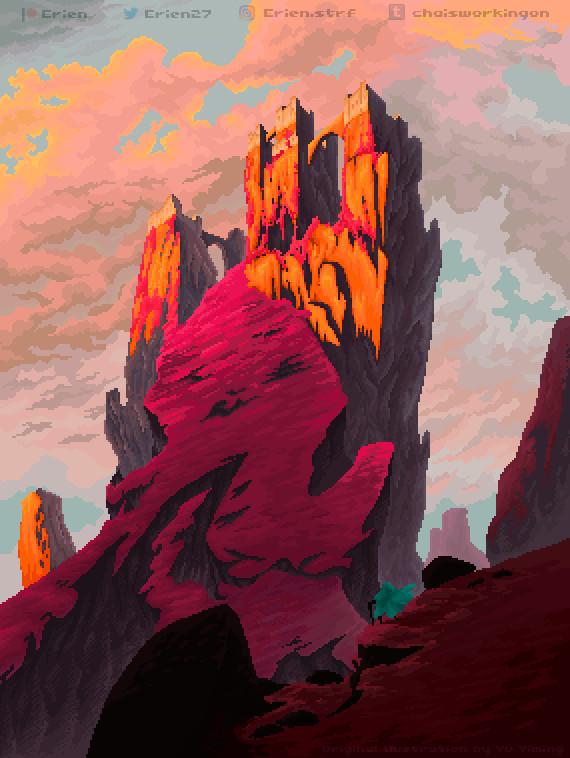 Pixel Illustration #07