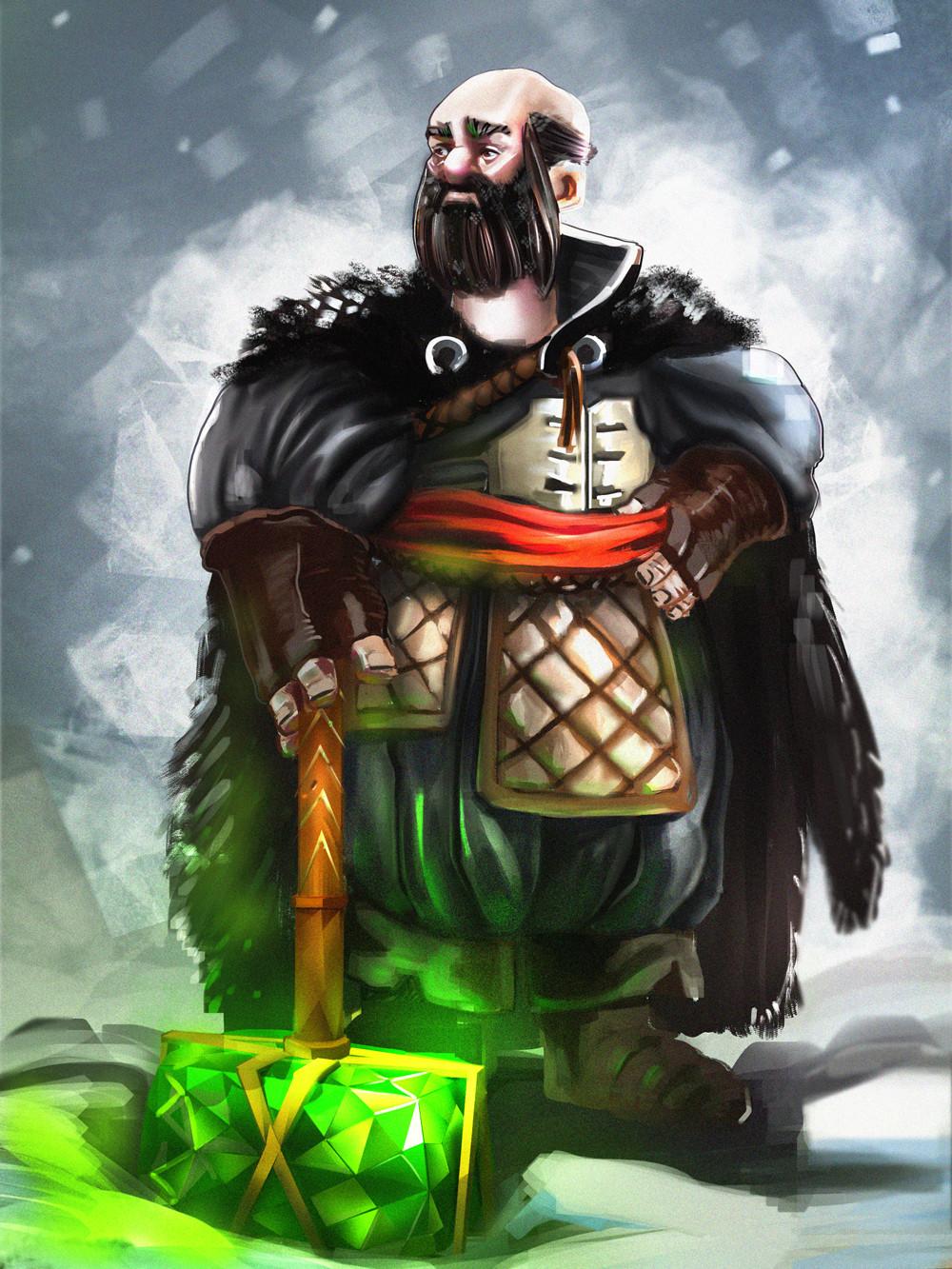 Ramasses romero dwarf