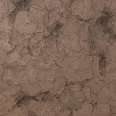 Cliff Material Substance Designer