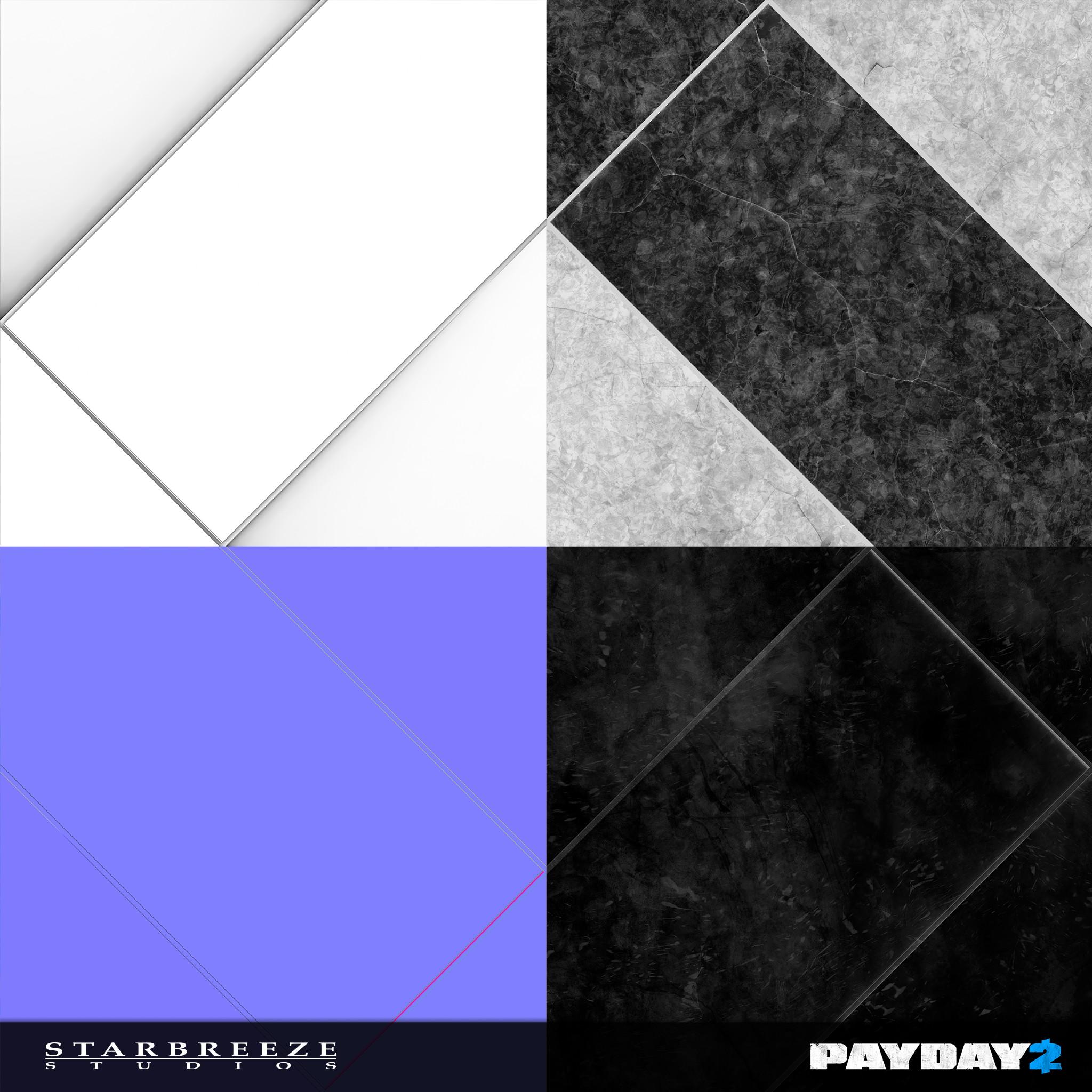 Marble Floor - Textures