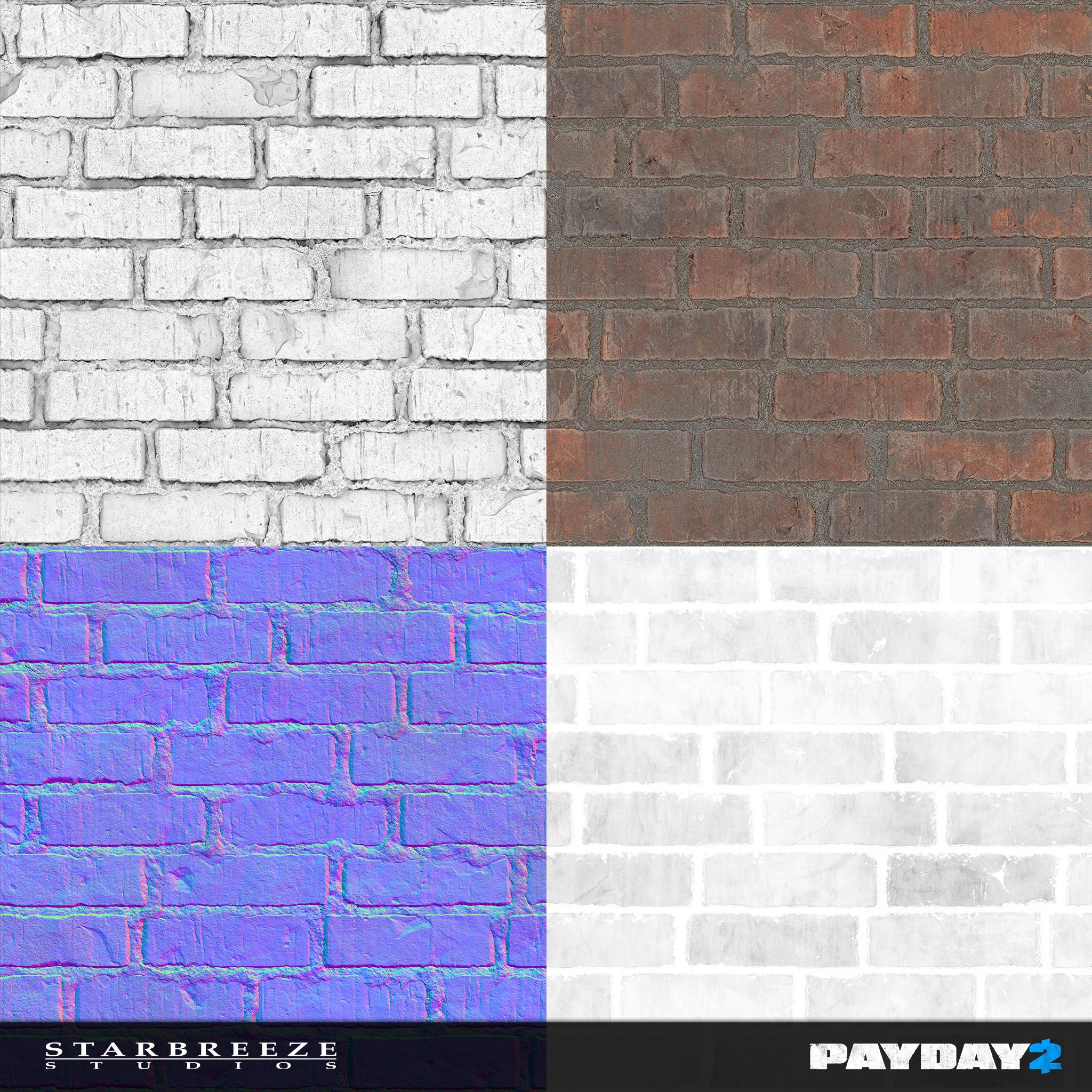 Brick - Textures