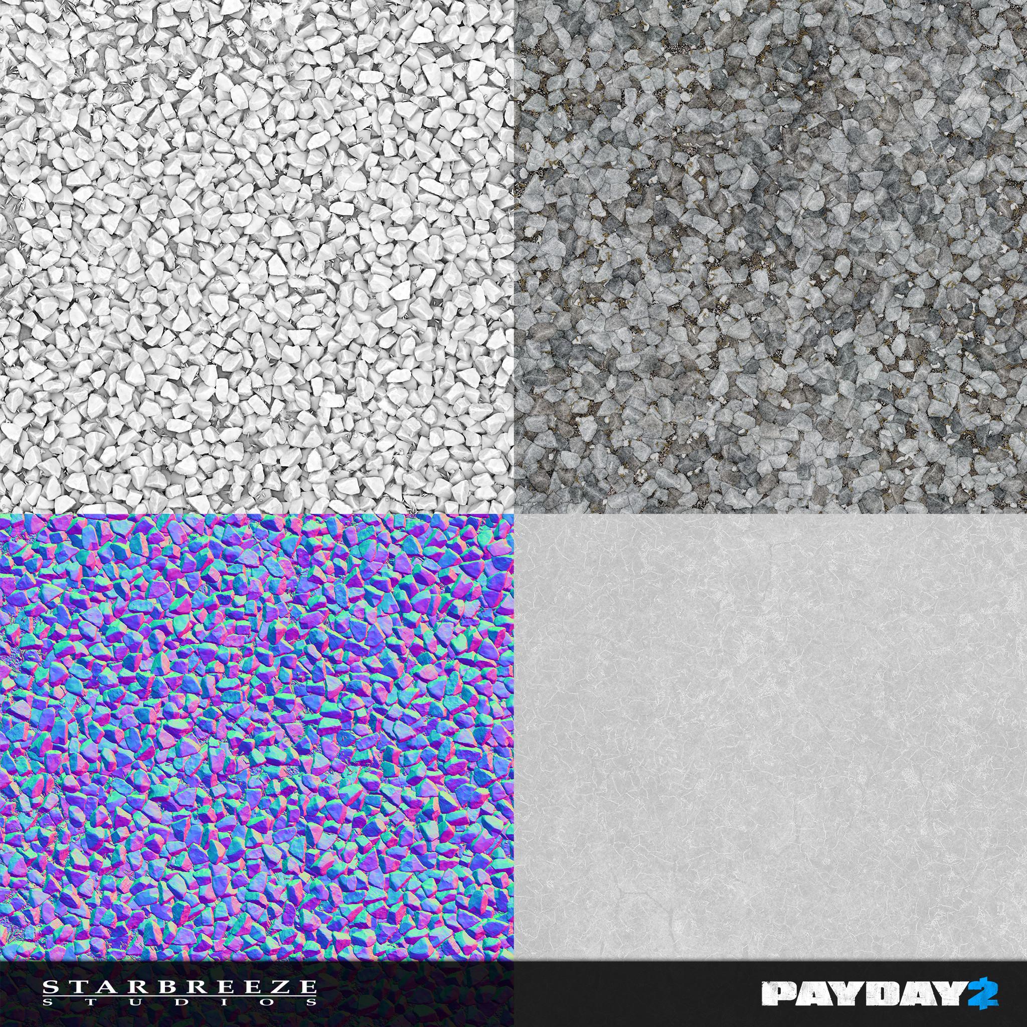 Gravel - Textures