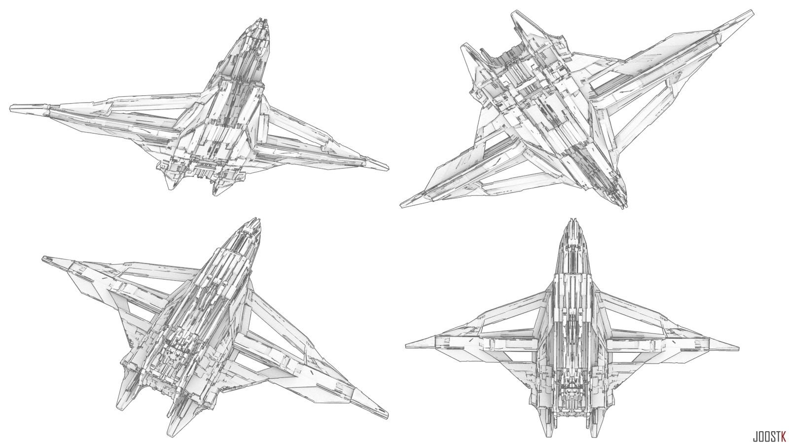 Ship Concept 12