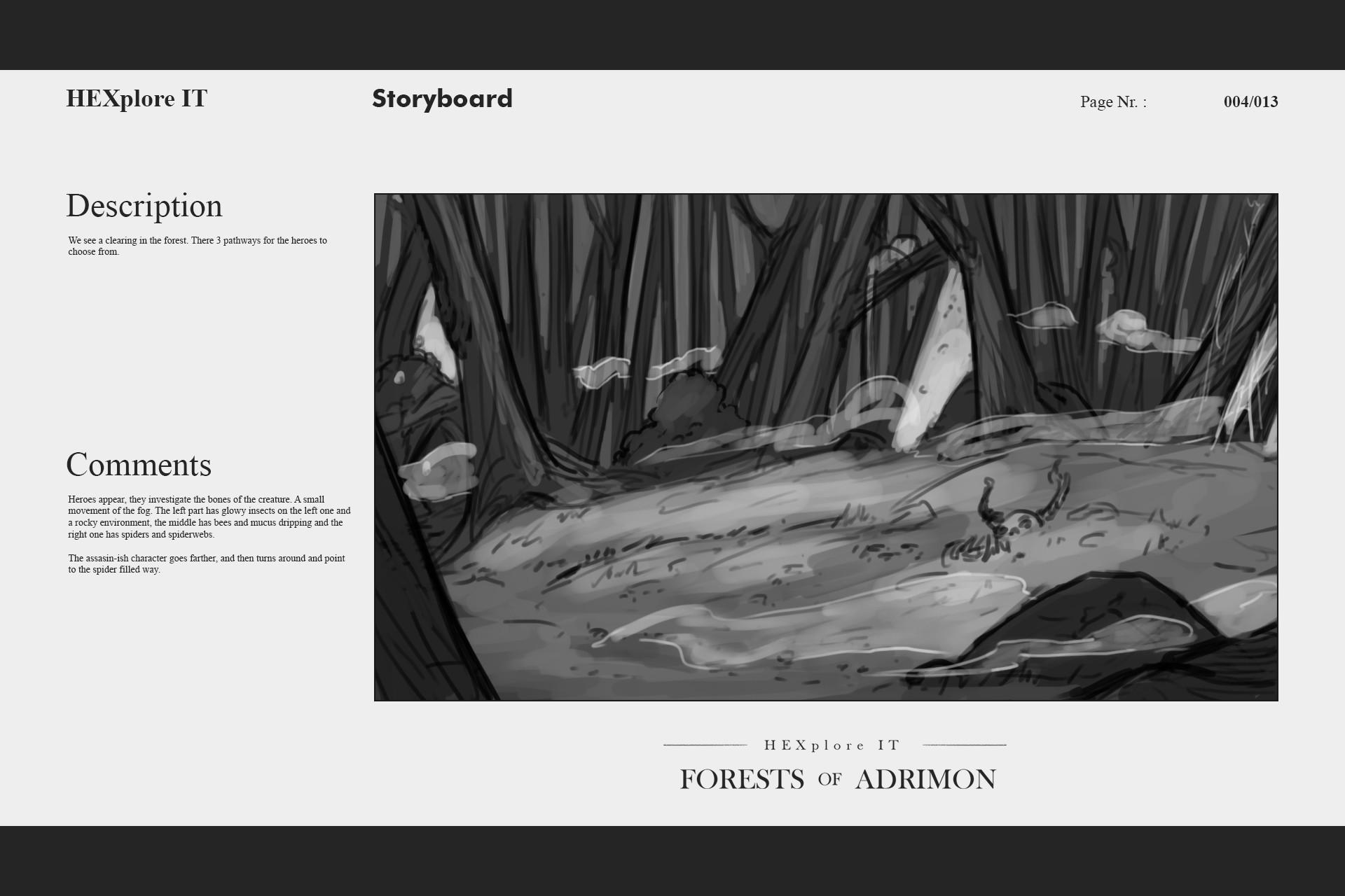 Konrx langa storyboard sketches 12