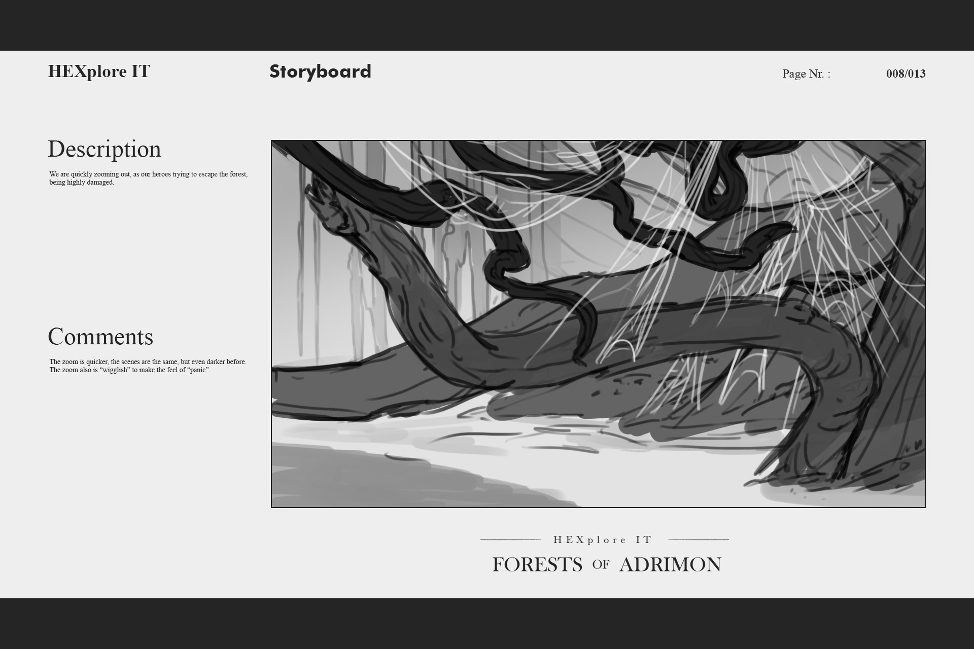 Konrx langa storyboard sketches 38
