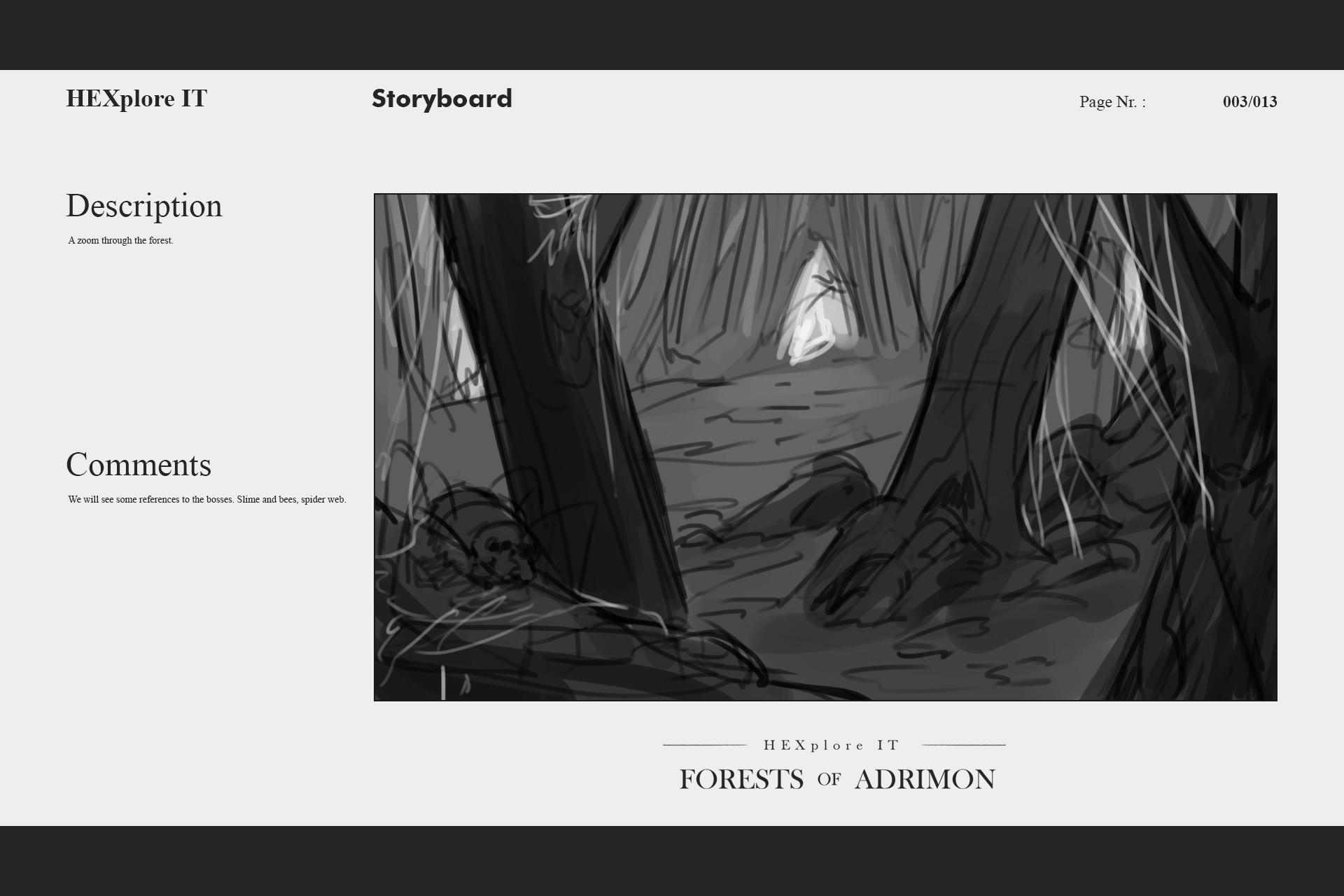 Konrx langa storyboard sketches 11