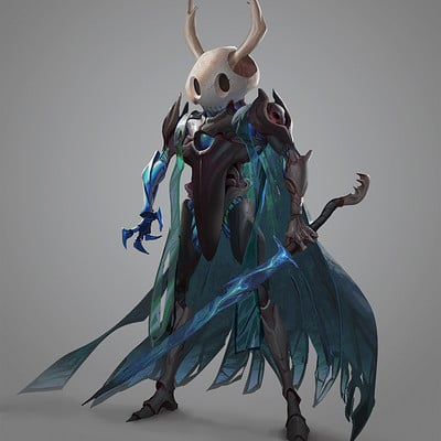 Ahmed maihope hollow knight concept 2