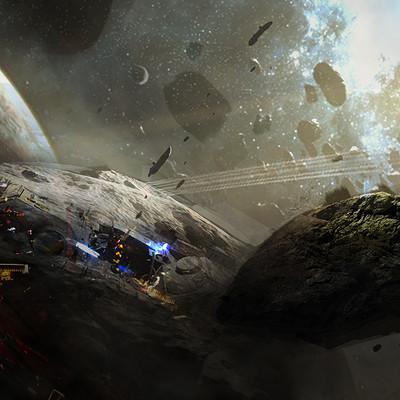 Pradal aurele champ d asteroides