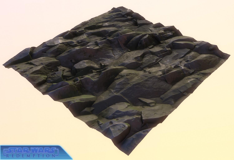 """Cliff tile. Just super-useful for modeling...cliffs ^^"""""""