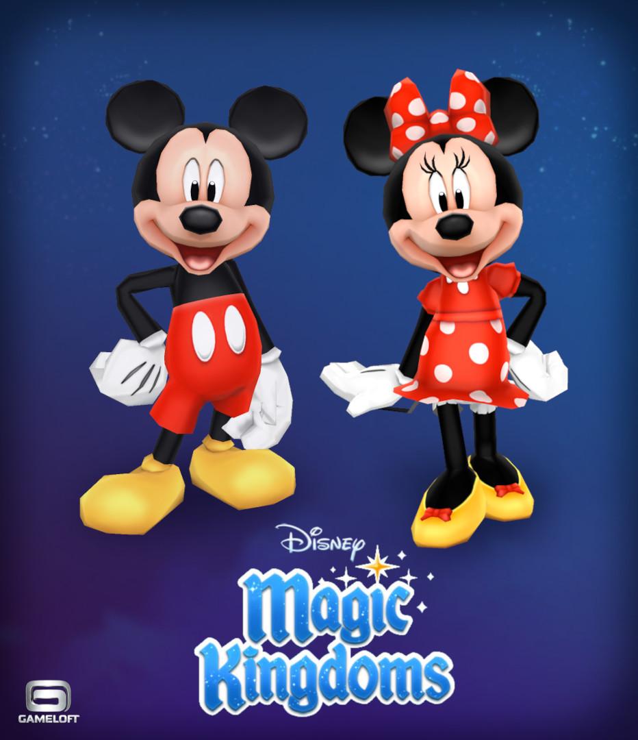 Artstation Disney Magic Kingdoms Don Toledo