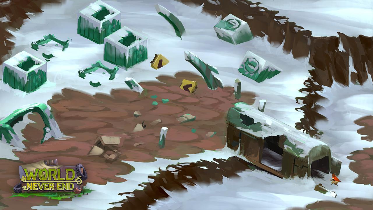 Shaun ellis concept path winter