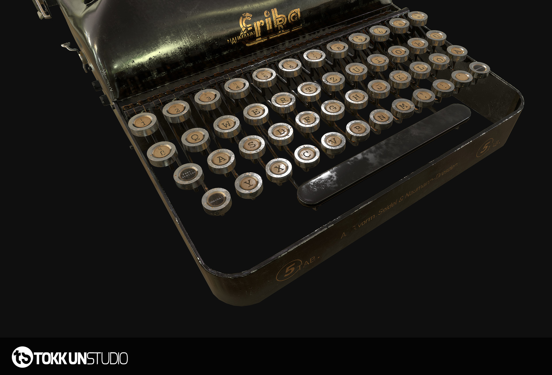 Tokkun studio beauty typewriter 02